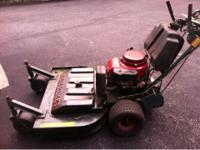 I have for sale an early 90's Ransomes walk behind. It