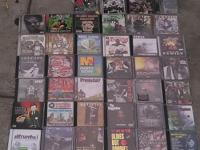 CD LOT COMPLETE WITH FRONT AND BACK INSERTS THIS IS A