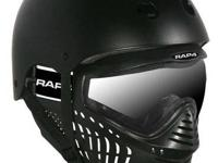BRAND NEW!!! RAP4 Hawkeye paintball goggle and tactical