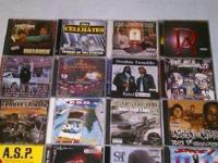 GREAT CD LOT HARD TO FIND 17 CDS ALL COMPLETE WITH