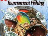 Rapala Tournament Fishing lets players embark on all