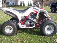 selling my Raptor 660. this thing is absolutely perfect