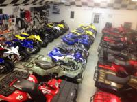 Yamaha Raptor 700R 's - 3 to choose from $4895-5295