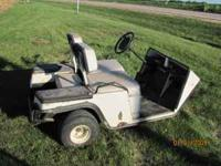 RARE---MELEX ELECTRIC GOLF CART - (FREEPORT,IL) for Sale in Rockford on