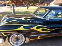 I am selling my 1950 Buick Super.Buick made less than