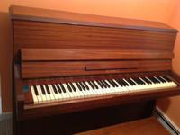 I have a beautiful 1956 Kemble Upright Piano from Great