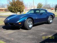 1978 CORVETTE 350 4 SPEED WITH 82000