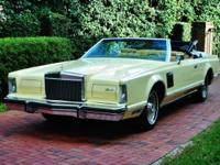 This Stunning Rare Coach Builder Convertible comes