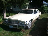 1979 Cadillac Coupe Deville Runs and drives good - Over