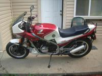 RARE 1983 HONDA V45 INTERCEPTOR- VF750F--