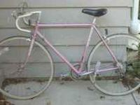 I am selling my 1987gt Schwinn prelude. This bike is it