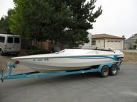 Rare 1997 22ft Velocity by Steve Stepp, MerCruiser 454