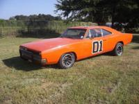 ** RARE ** '68 Dodge Charger / General Lee - Own a