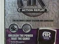 "I'm selling my Rare ""Action Replay Max- Limited Edition"