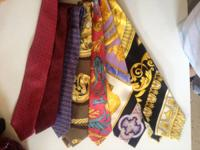 Planning to sell some vintage very high fashion ties.