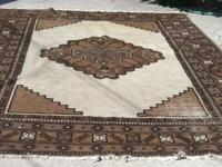 Gorgeous and Rare Antique Persian Tribal rug for