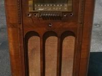 RARE ANTIQUE RCA VICTOR RC415X W/