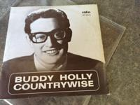 Buddy Holly - CountryWise CORAL LPC 96101 Released in