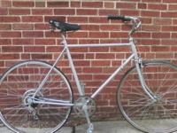 Cherry Brand Vintage 1960s Road Bike. Has cruiser