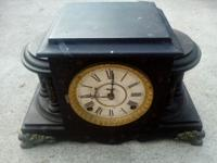 This is a very RARE and hard to find clock!  It is