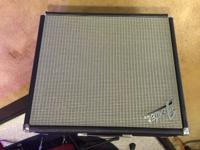 RARE FENDER VIBRO KING CUSTOM AMP , 3X10  WITH 2X12