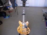 1979 Gibson es335td. Stunning Natural surface. Block