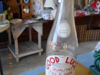 Good Luck Quality Full Flavor Beverage 12 oz Soda