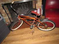 Rare Kids Vintage Firestone GTO Flame Bike. These bikes
