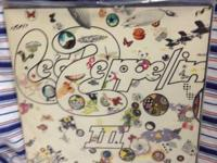 Aiming to sell or trade this RARE copy JLED ZEPPELIN