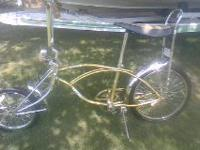 Bike is in really nice shape chrome is 90% perfect and