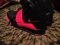 I have a very uncommon pair of black/red Air Yeezy 1