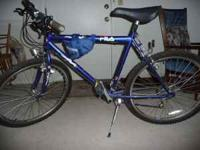 Have a Rare FILA/Pepsi Mountain Bike with the original