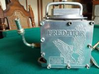 Factory re-newed Predator 6000 carb. Variable venturi