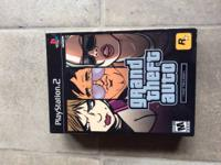 I have a original 2006 GTA trilogy SEALED FOR THE PS2