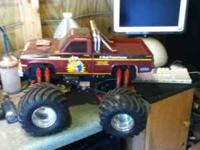 I have a Tamya Clod Buster Rc truck that is very rare.