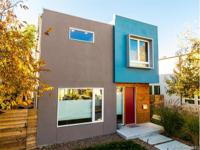 One of the few stand alone modern builds in Berkley.