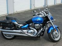 VERY RARE Suzuki Boulevard M90. The M90 was only made