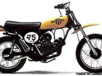 Very rare kids motocrosser. The first of its kind to