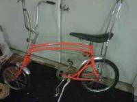 THIS IS A 1974 SWING BIKE THAT I GOT WHEN I WAS IN THE