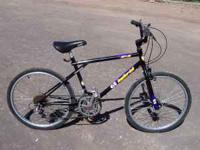 "1988 GT BMX hybrid with 24"" wheels all original in"