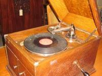 "For Sale: $950.00 OBO This is a ""Brunswick"" Victrola,"