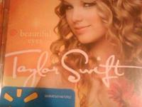 Brand New -- Never Opened Taylor Swift CD  Rare Walmart