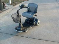 I HAVE A VERY NICE RASCAL SCOOTER FOR SALE CHEAP..THIS