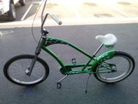 Classic Rat Fink Chopper Bike that is no longer in