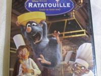 Ratatouille MAC & PC Game NEW In Box (PC CD).