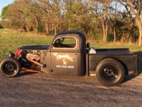 1945 Ford Cab/bed.1980 Chevy Luv Chassis. 327/400