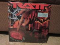 Ratt - Detonator. Original USA release 1990 Sealed LP