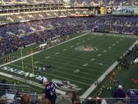 Selling two Baltimore Ravens Personal Seat License