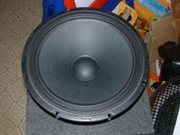 "Raw 12"" Speakers $50 each Wharfedale D-0569 Musicians"