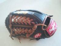 rawlings heart of the hide left handed 12' baseball